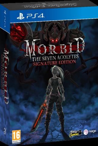 Morbid The Seven Acolytes Signature Edition PS4
