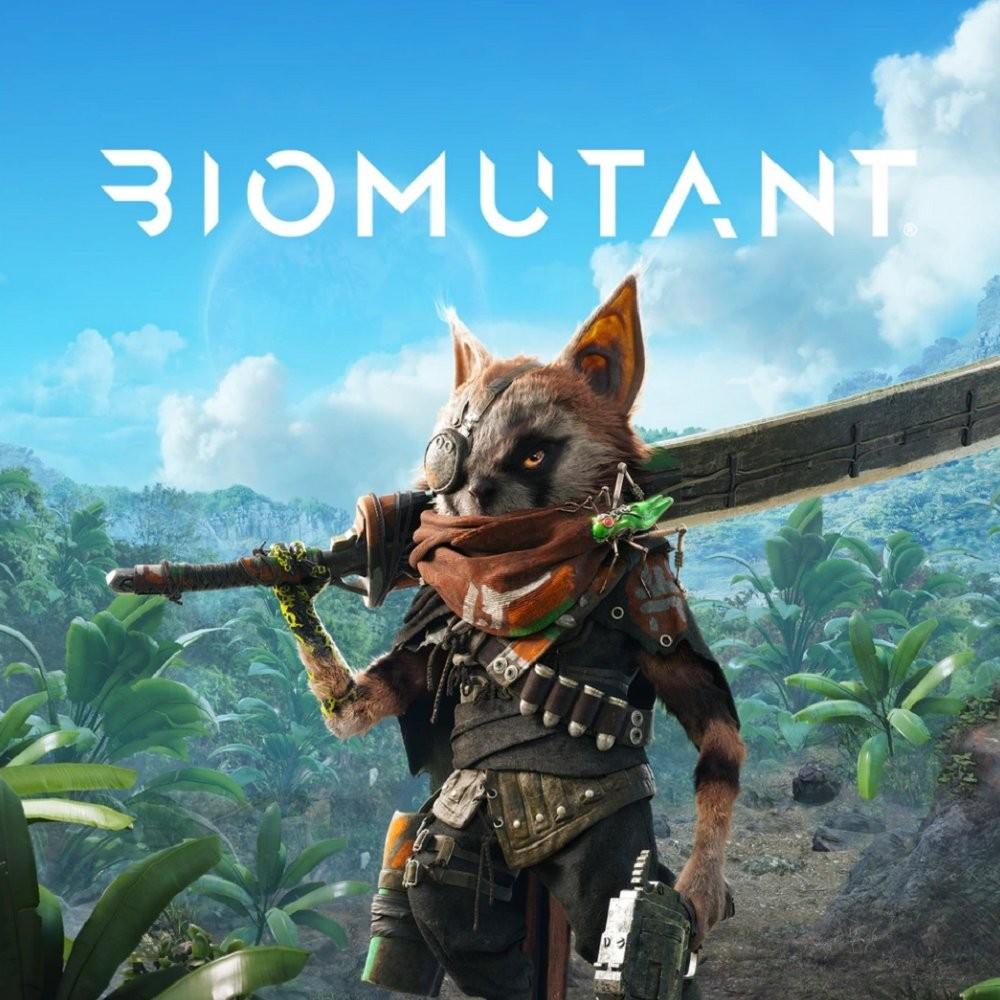 Прокат Biomutant от 7 дней PS4/PS5