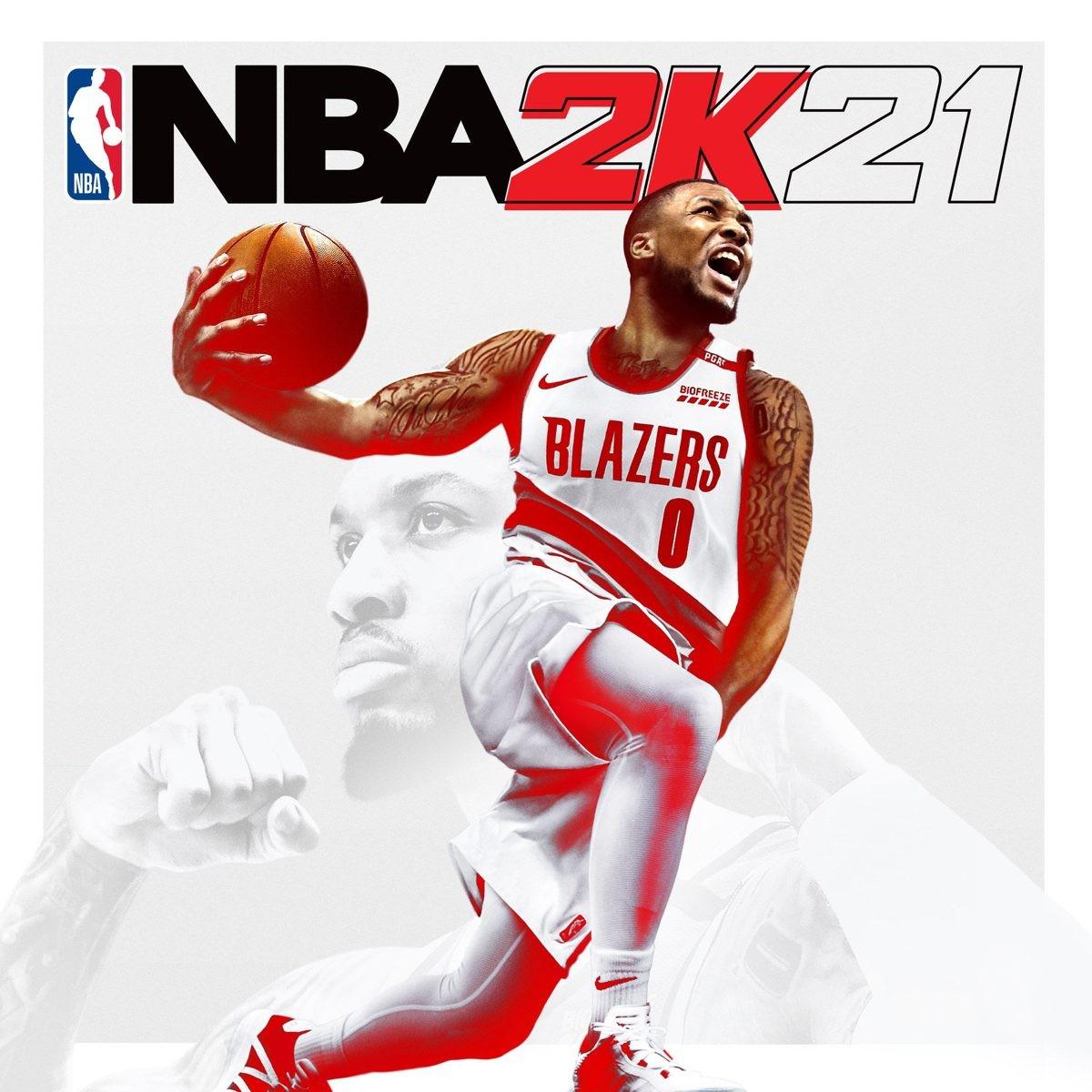 Прокат NBA 2K21 от 7 дней PS4