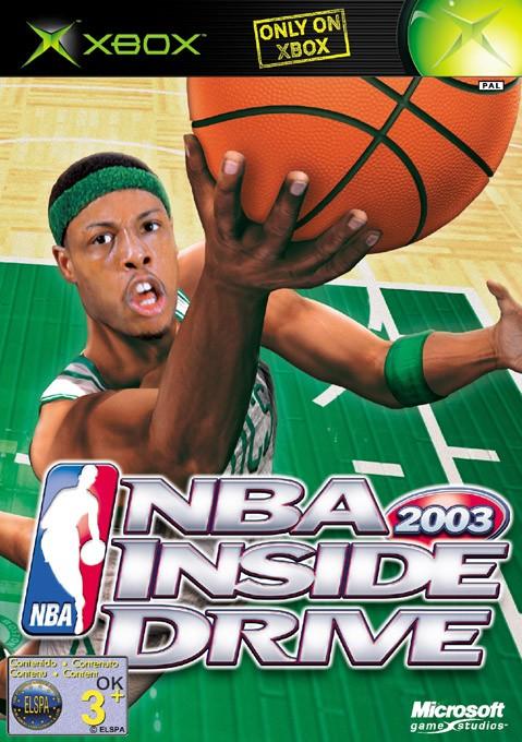 NBA Inside Drive 2003 б/у XBOX