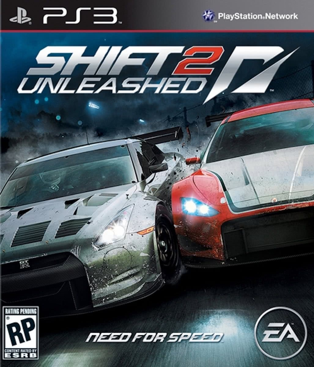 Need for Speed Shift 2 Unleashed б/в PS3