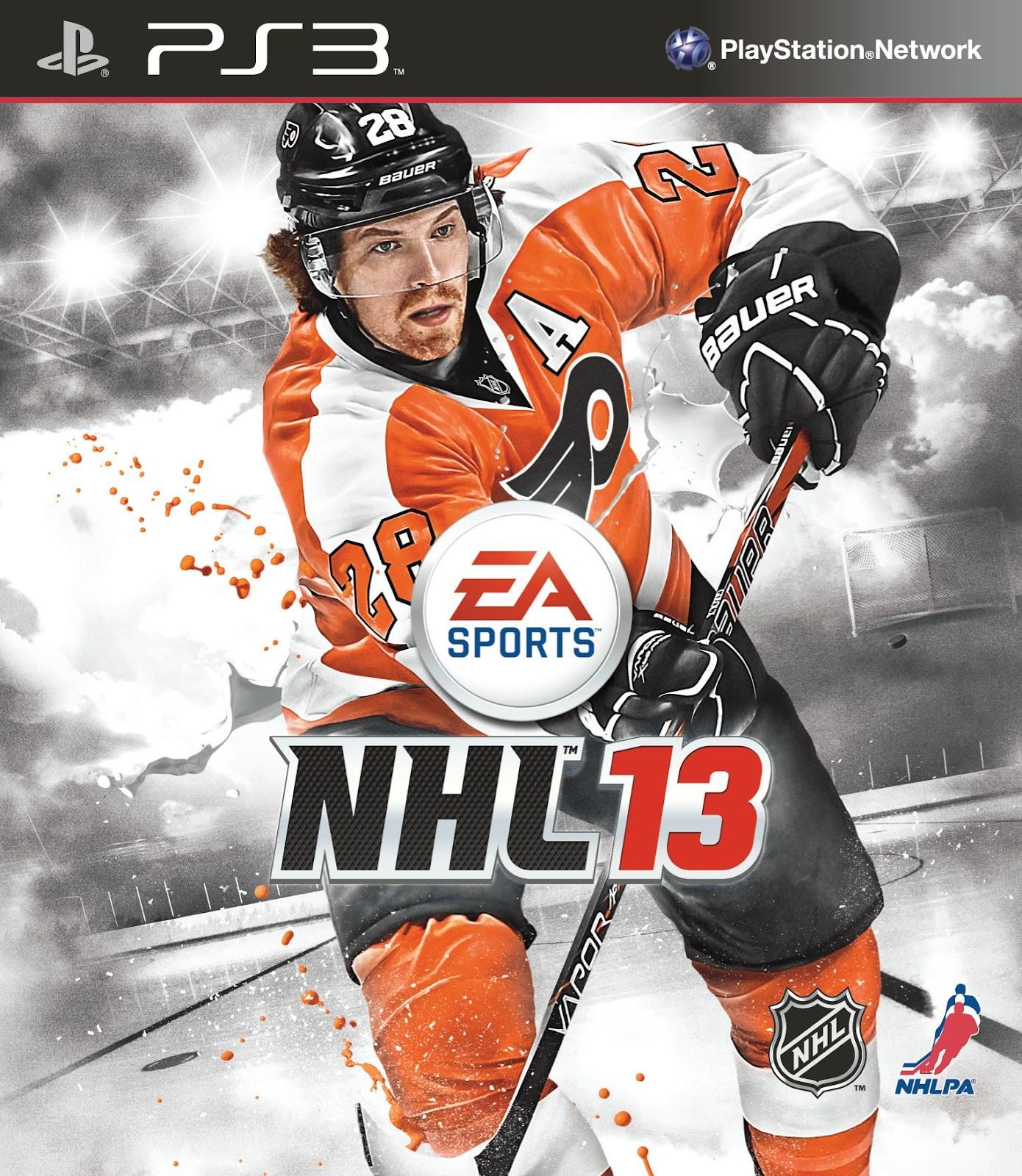 NHL 13 б/у PS3