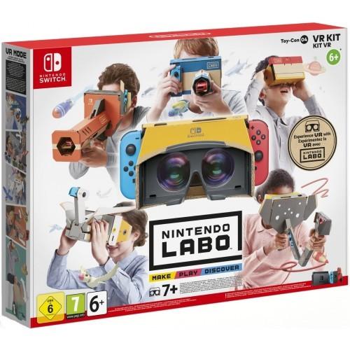 Nintendo Labo Toy-Con 04: VR Kit (Набiр