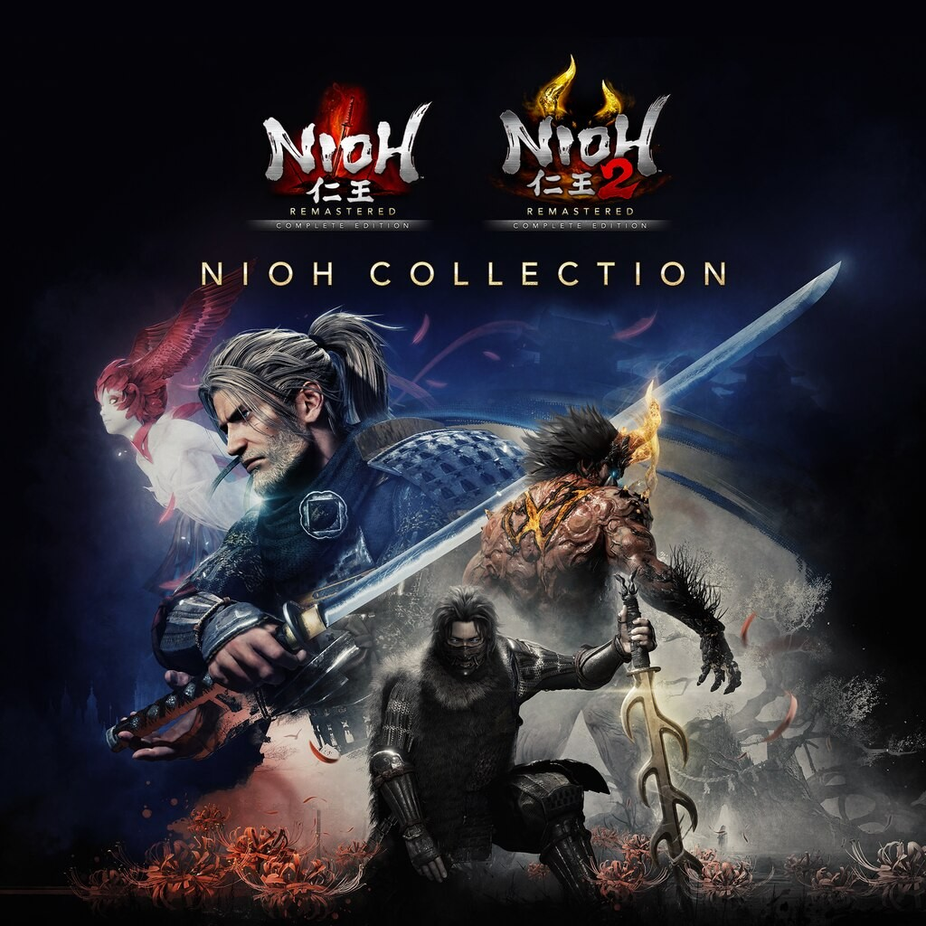Прокат The Nioh Collection от 7 дней PS5