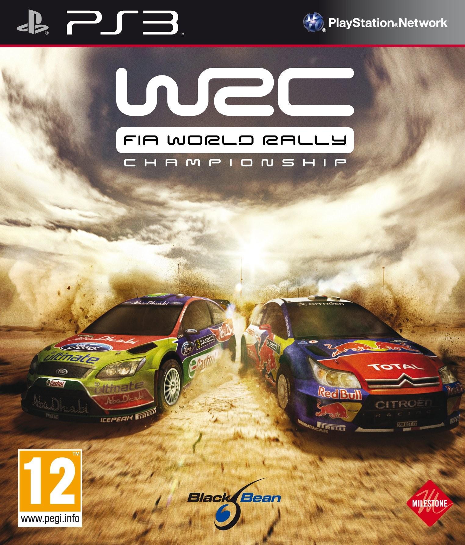 WRC FIA World Rally Championship б/в PS3