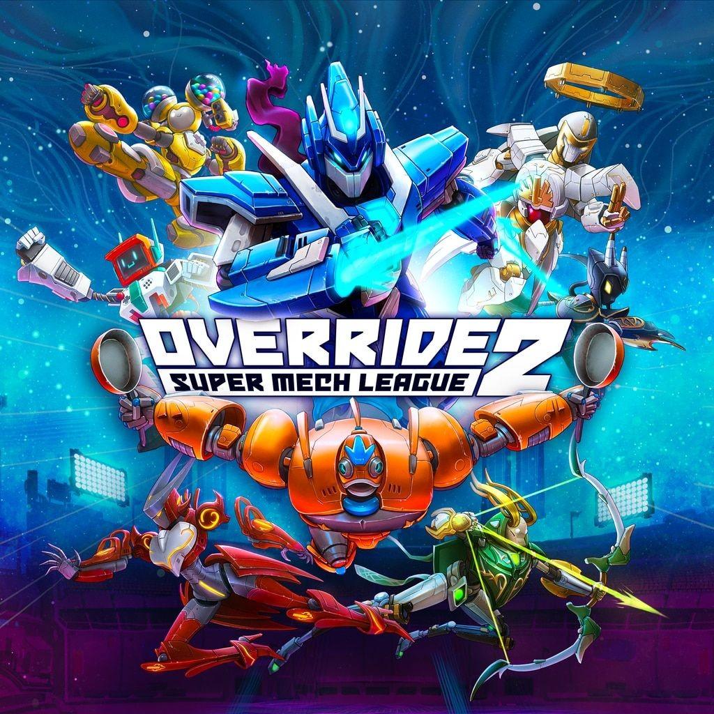 Прокат Override 2 Super Mech League от 7 дней PS4/PS5