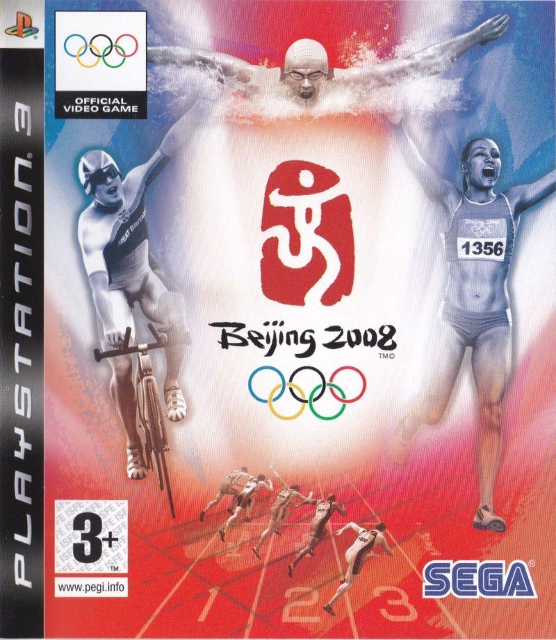 Beijing 2008 б/у PS3