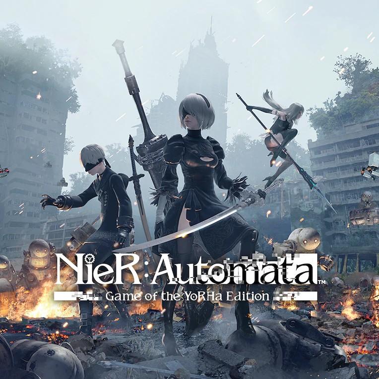 Прокат NieR: Automata Game of the YoRHa Edition от 7 дней PS4