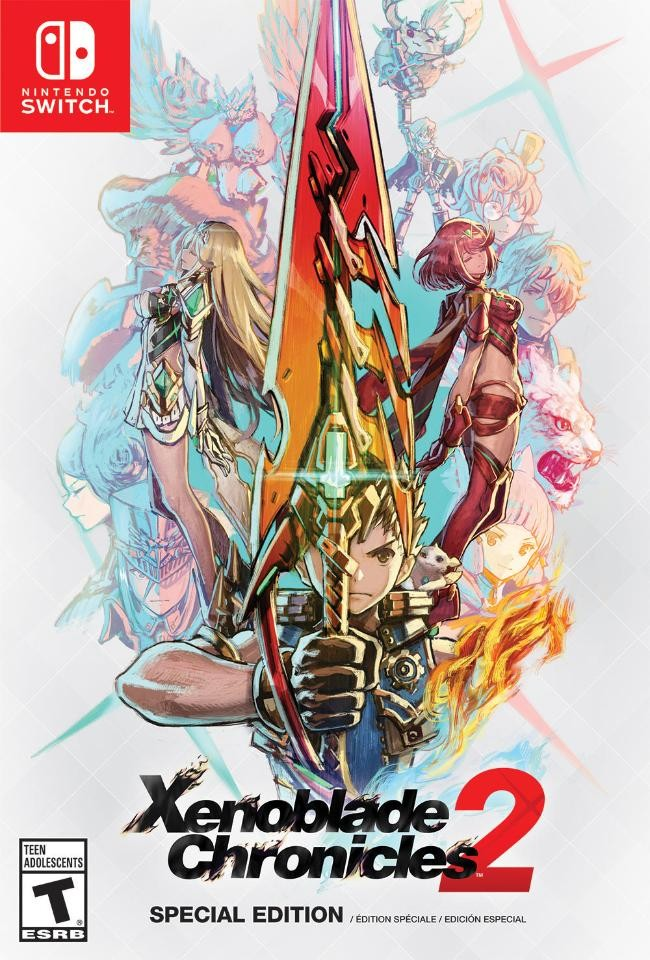 Xenoblade Chronicles 2 Special Edition SWITCH