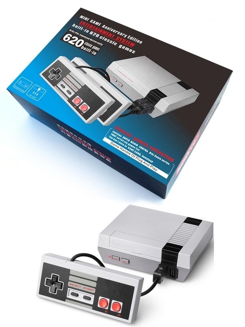 Игровая консоль Entertainment system + 620 игр