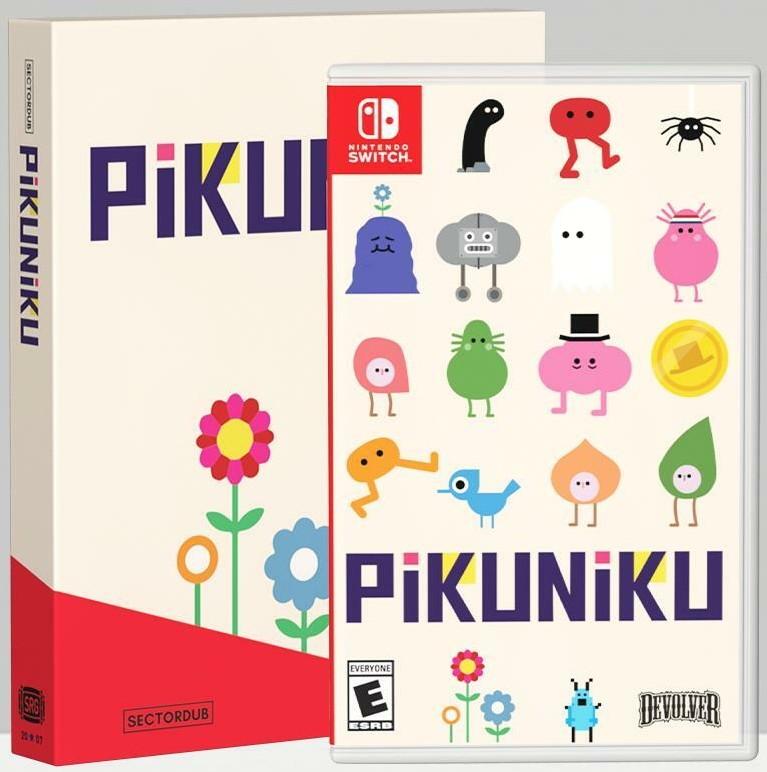 Pikuniku SWITCH