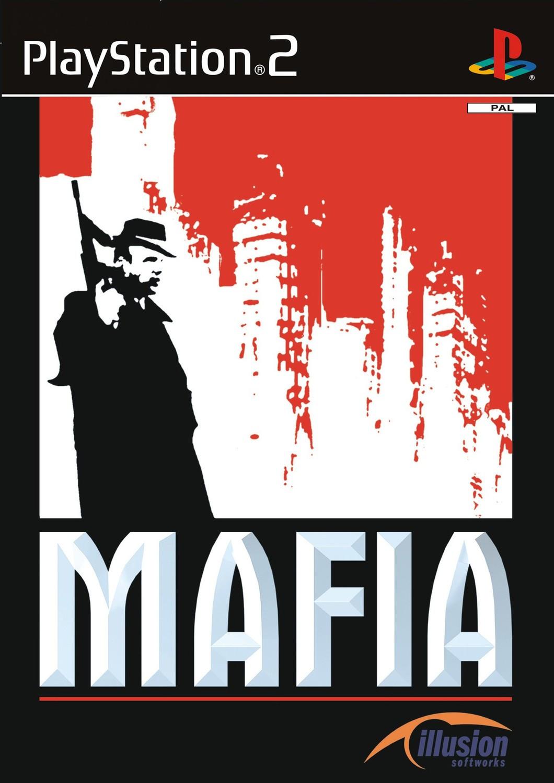 Mafia б/у PS2