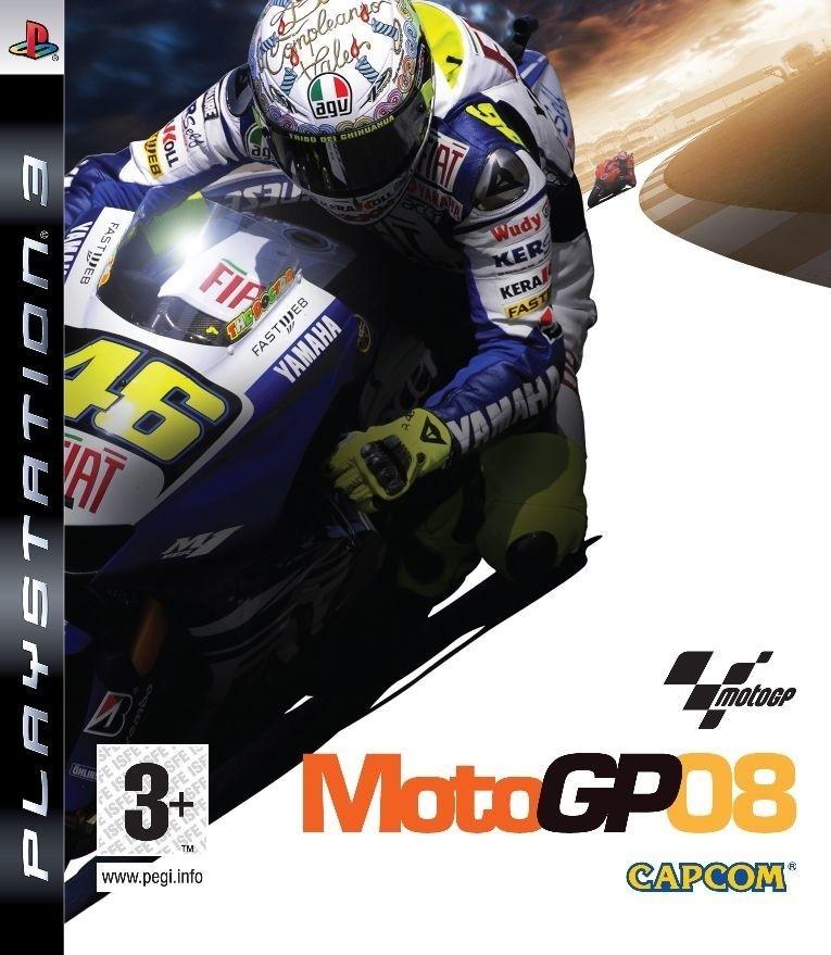MotoGP 08 б/у PS3