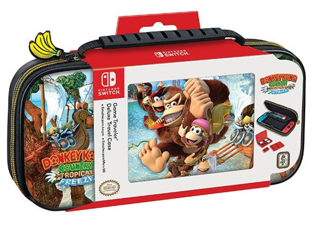Защитный чехол Deluxe Donkey Kong Travel Case