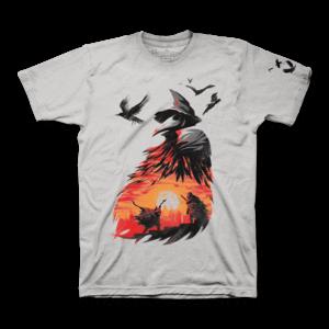 Bloodborne Blades of Mercy Футболка | Bloodborne Blades of Mercy Shirt
