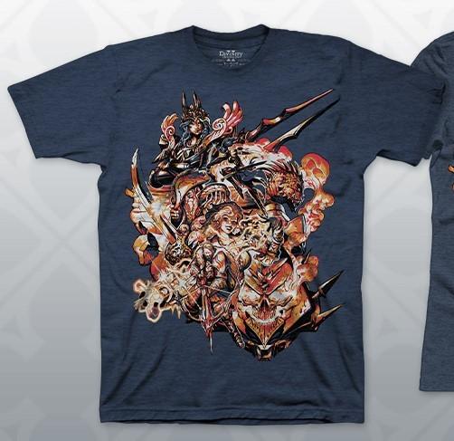Divinity: Original Sin II - Godwoken Футболка | Divinity: Original Sin II - Godwoken Shirt