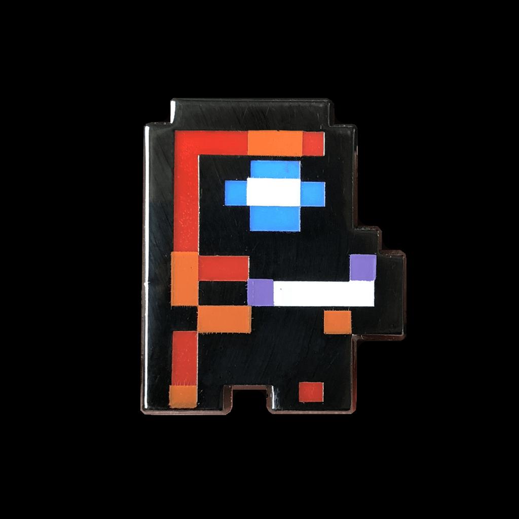 Xeodrifter | Xeonaut Enamel Pin | Значок