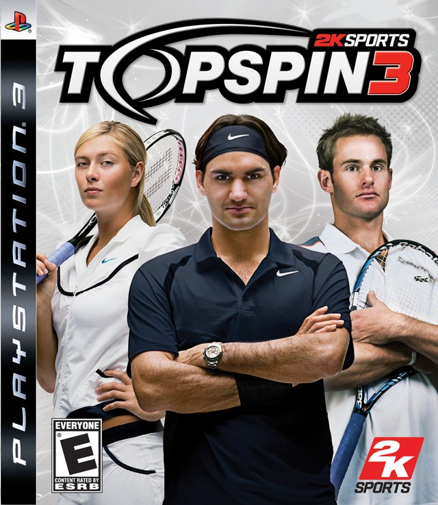 Top Spin 3 PS3