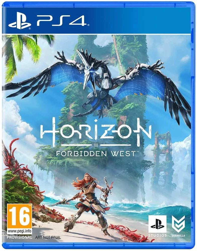 Horizon Forbidden West | Horizon Заборонений Захід PS4
