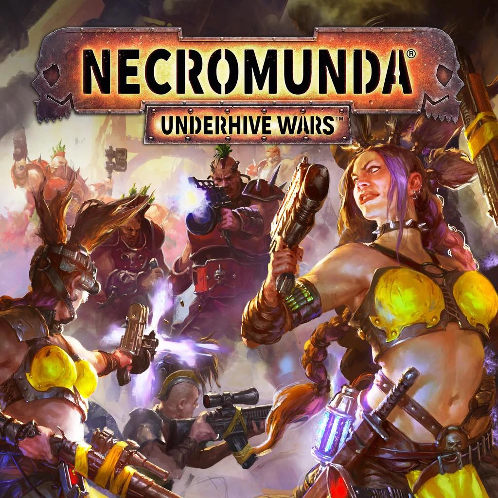 Прокат Necromunda: Underhive Wars от 7 дней PS4