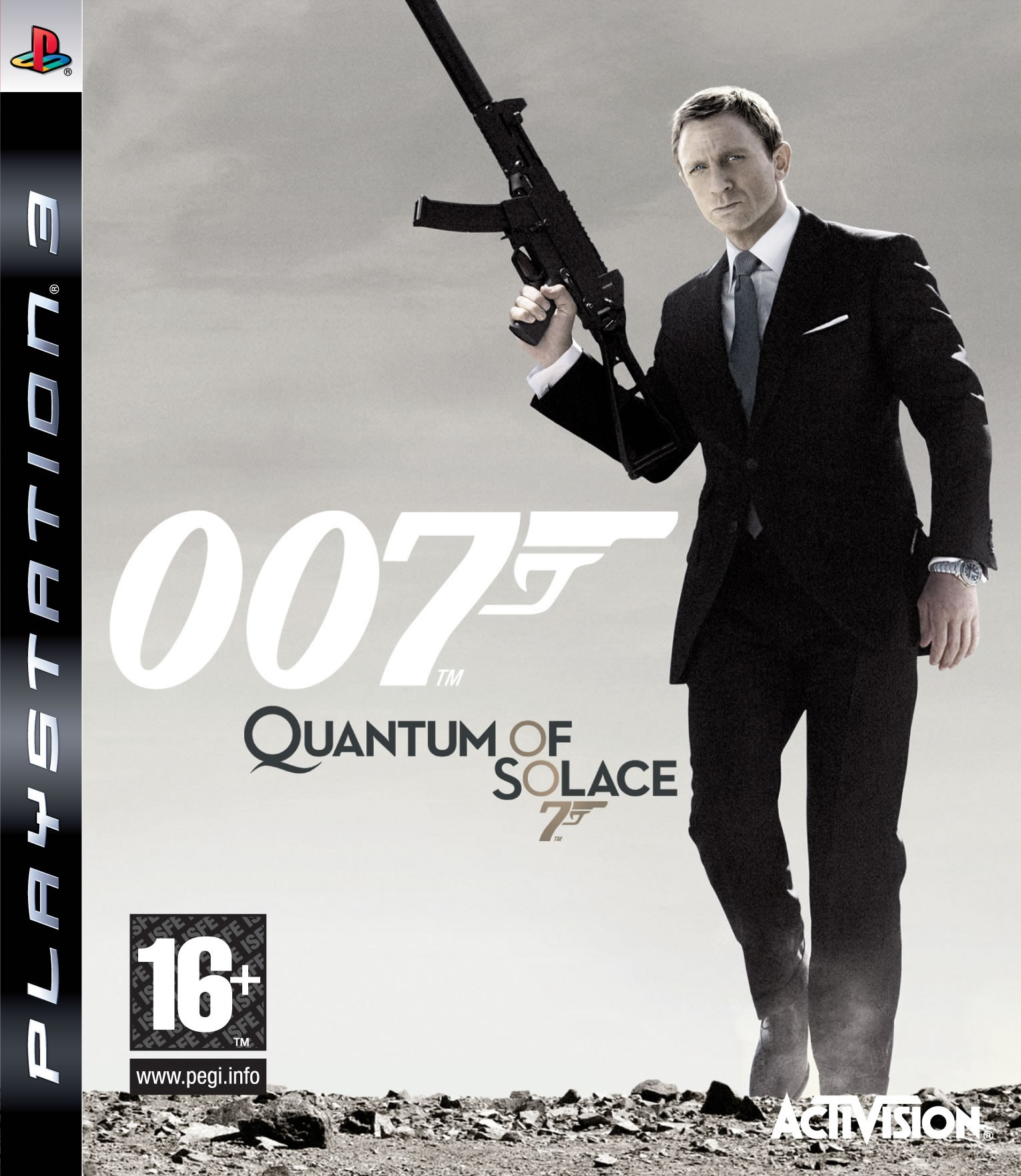 007 Quantum of Solace б/в PS3