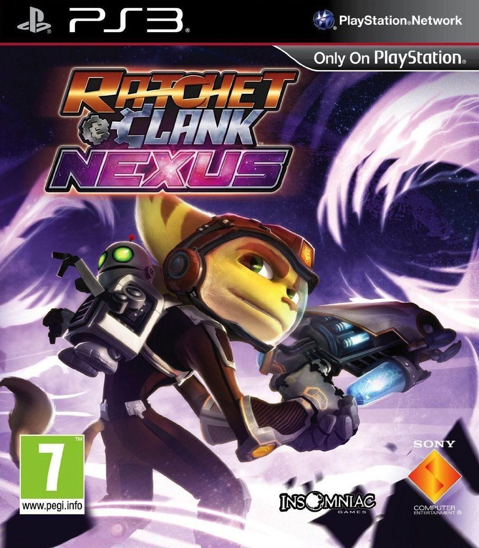 Ratchet & Clank Nexus б/в PS3