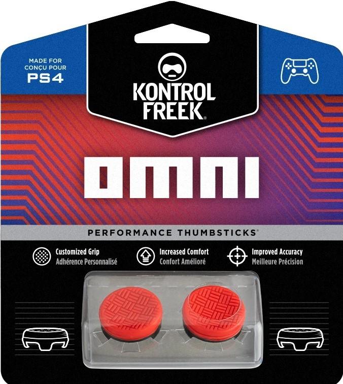 Omni KontrolFreek | Performance Thumbsticks | Накладки на стіки PS4/PS5