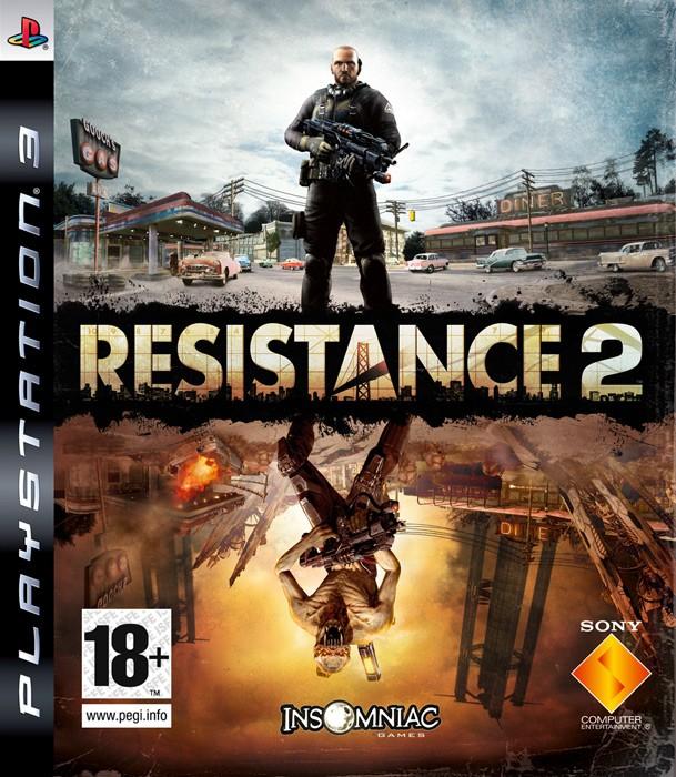 Resistance 2 (б/у)