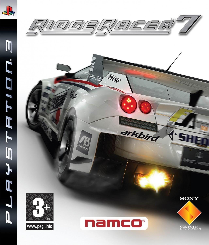 Ridge Racer 7 б/у PS3