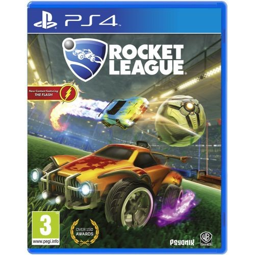 Rocket League б/в PS4