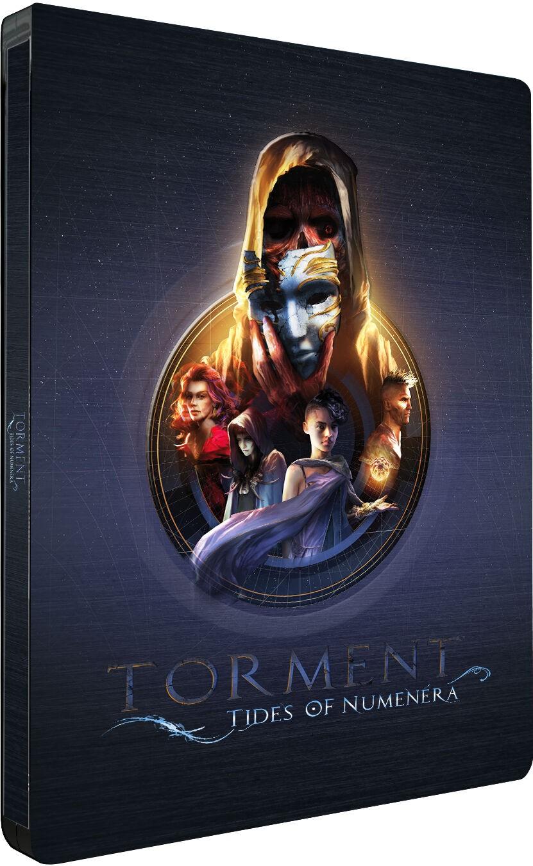 Steelbook Torment Tides of Numenera | Стілбук