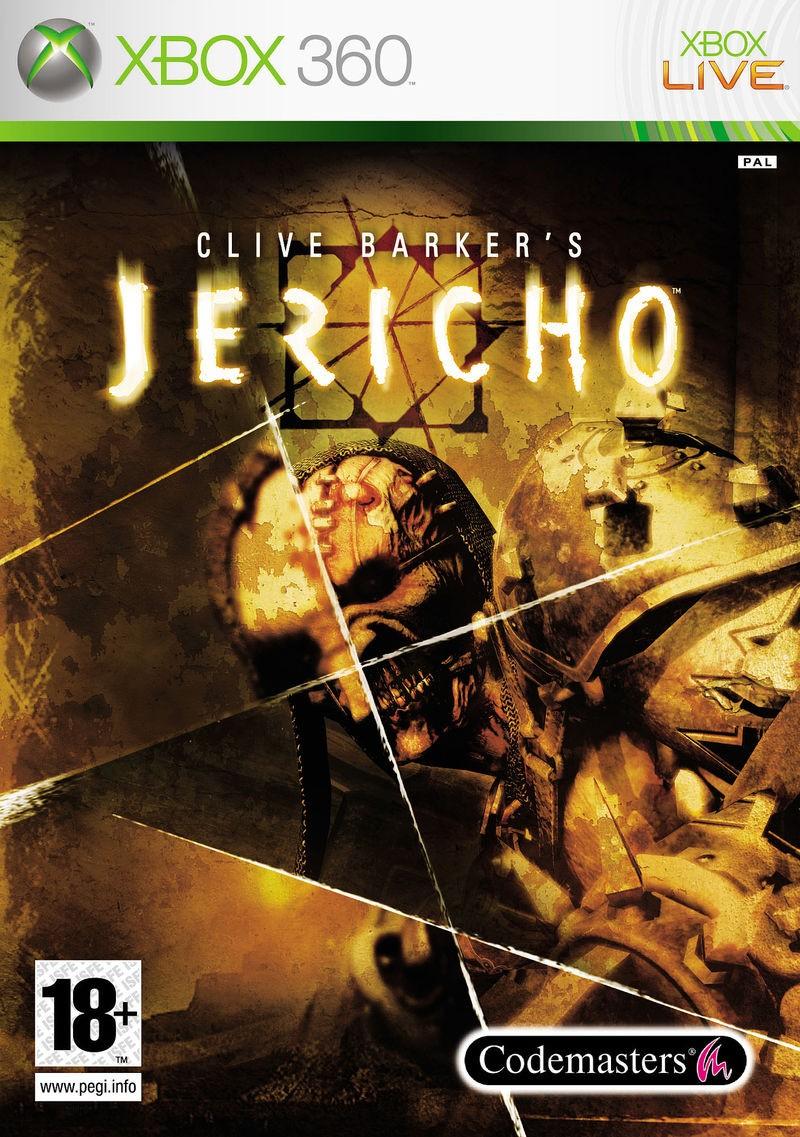 Clive Barker's Jericho б/в X360