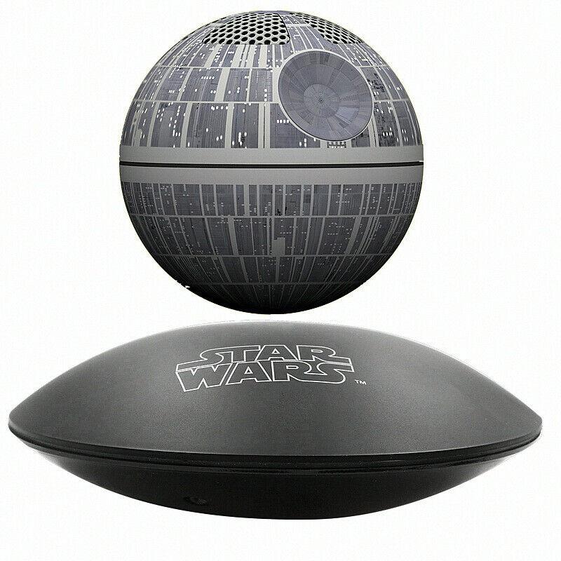 Star Wars Death Star Levitating Speaker Bluetooth Wireless | Зірка Смерті Ширяюча Bluetooth Колонка Зоряні Війни