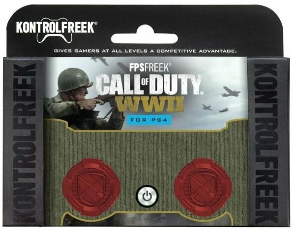 Call of Duty WWII KontrolFreek | Performance Thumbsticks | Накладки на стики PS4/PS5