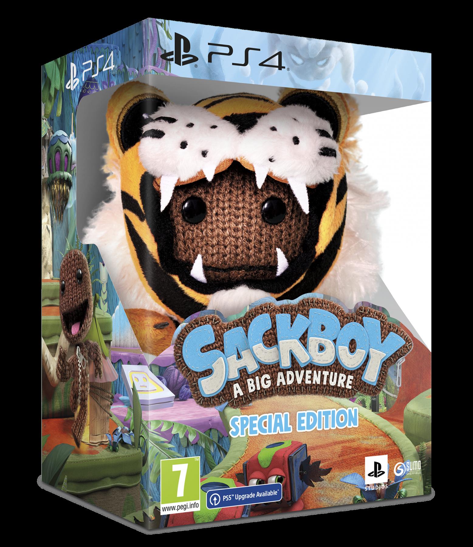 Sackboy A Big Adventure Special Edition | Секбой Велика пригода Спеціальне Видання PS4