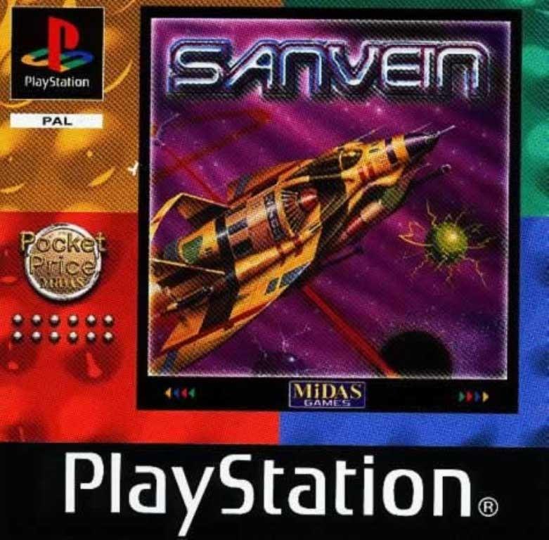 Sanvein б/у PS1