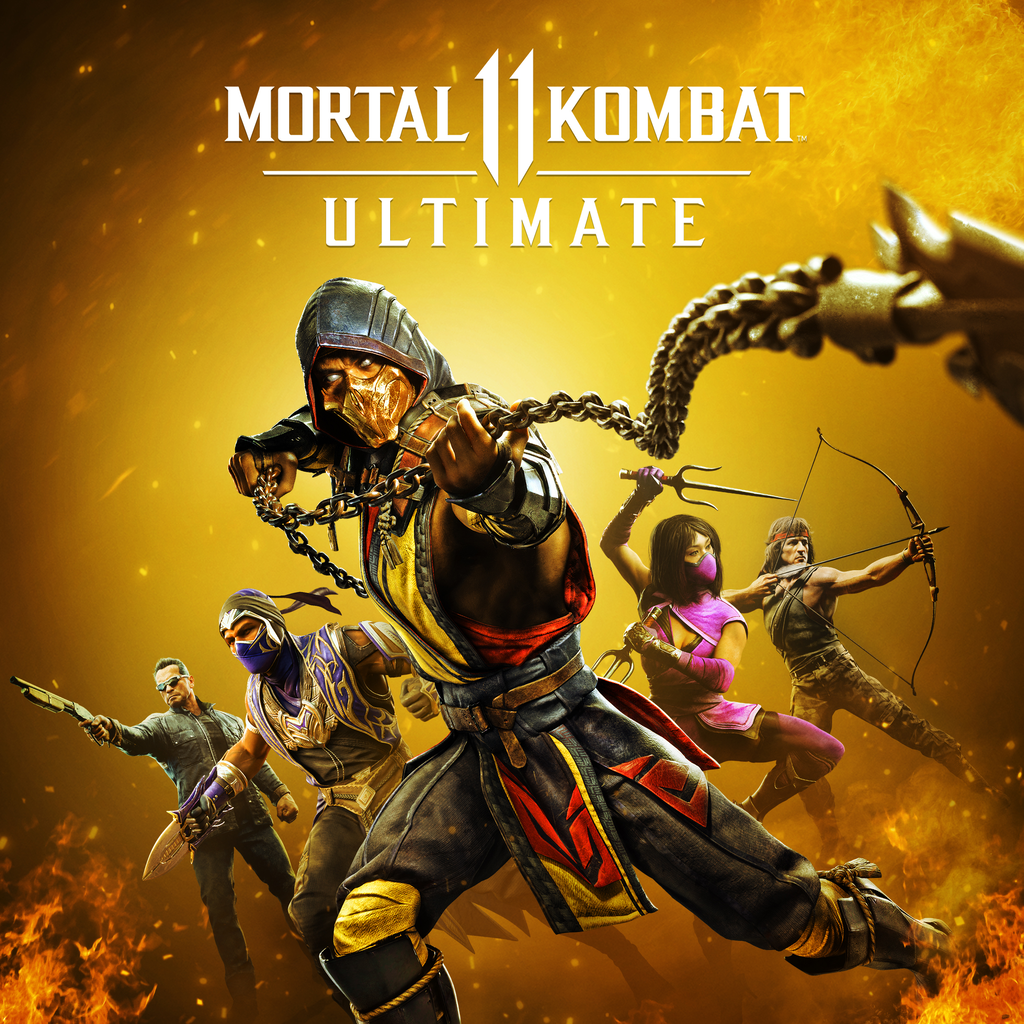 Прокат Mortal Kombat 11 Ultimate от 7 дней PS4/PS5