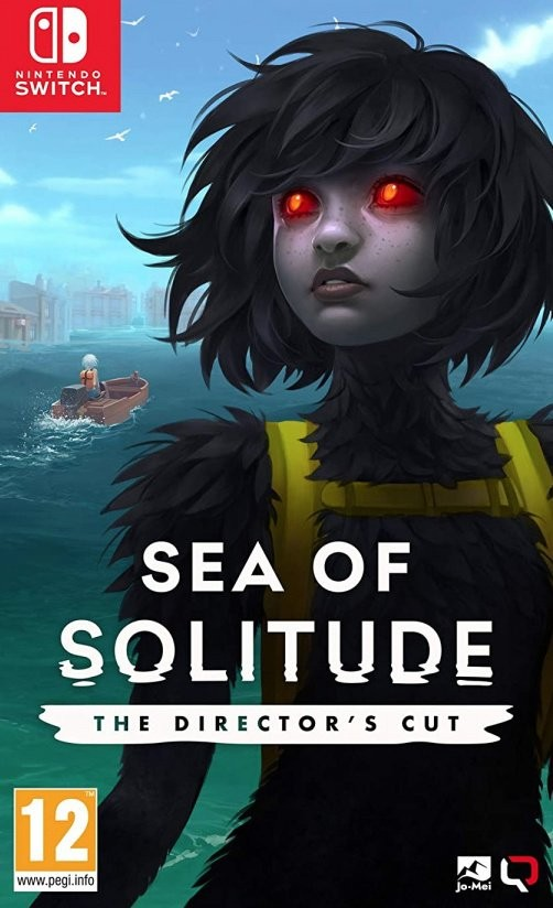 Sea of Solitude The Director's Cut SWITCH