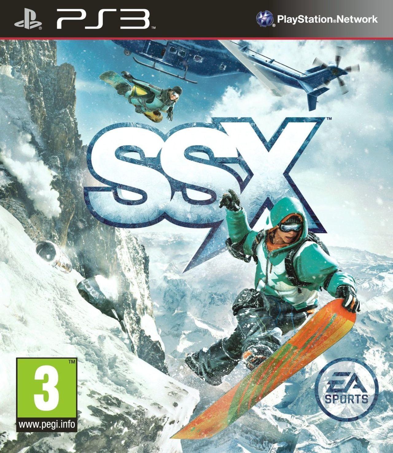 SSX б/в PS3