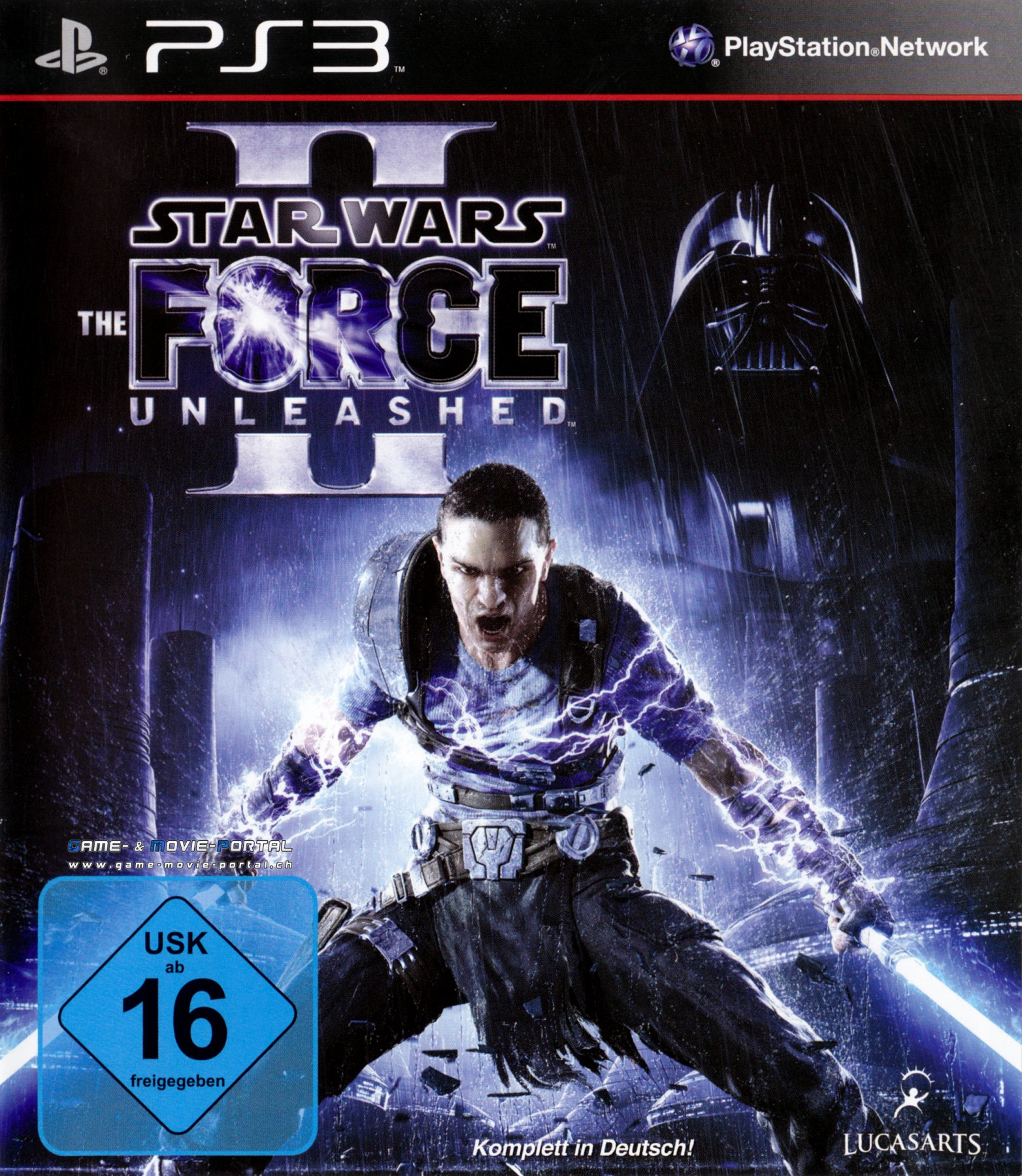 Star Wars The Force Unleashed II | Star Wars The Force Unleashed 2 б/в PS3