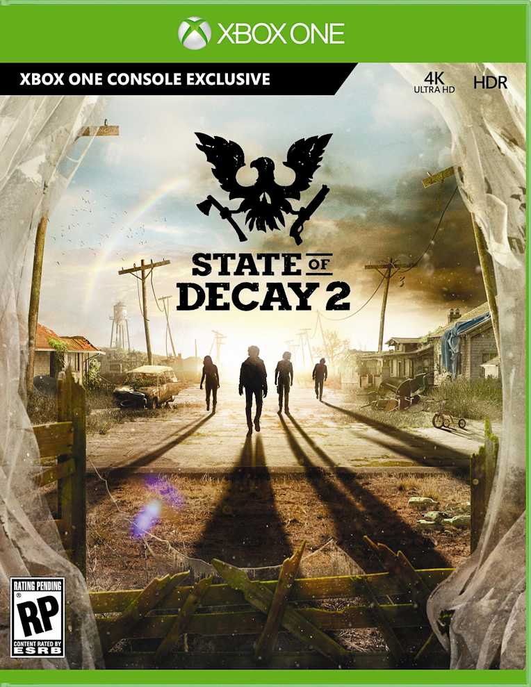 State Of Decay 2 XONE