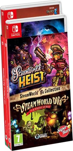 SteamWorld Collection SWITCH