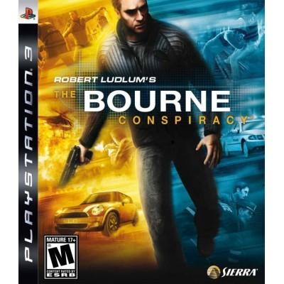 Robert Ludlum's The Bourne Conspiracy б/в PS3