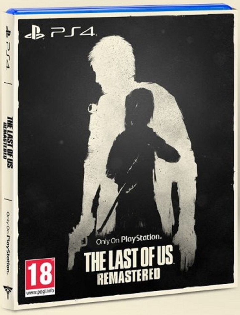 The Last of Us Remastered Only on PlayStation Collection | Одні з нас Оновлена версія PS4