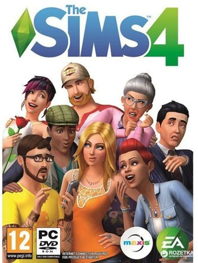 The Sims 4 PC DIGITAL