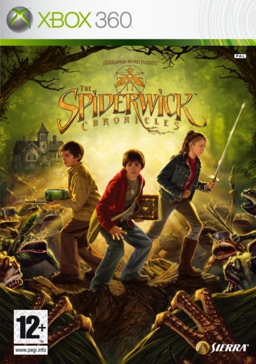 The Spiderwick Chronicles б/у X360