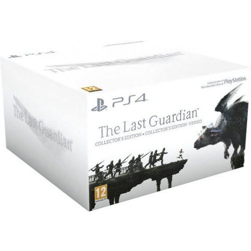 The Last Guardian (Последний хранитель) Collector's Edition б/у PS4