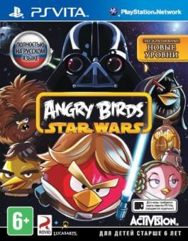 Angry Birds: Star Wars рос.