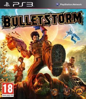 Bulletstorm (рус) б/у