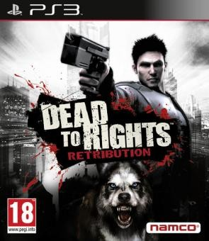 Dead to Rights: Retribution б/у